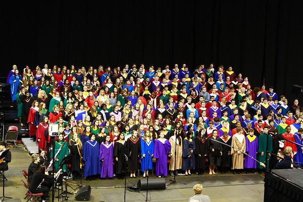 Carolyn State Honors Choir