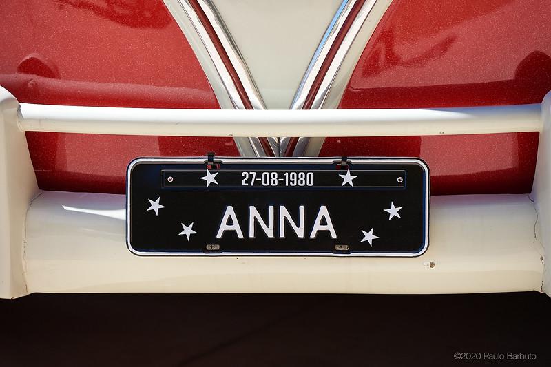Aniversário Anna Cândida - 40 Anos - Agosto 2020