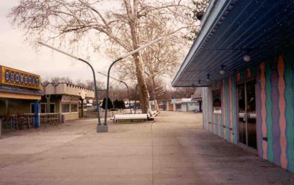 Lesourdsville Abandoned Park