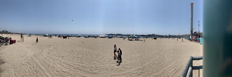 Santa Cruz Beach Boardwalk PARTIAL Aug '21