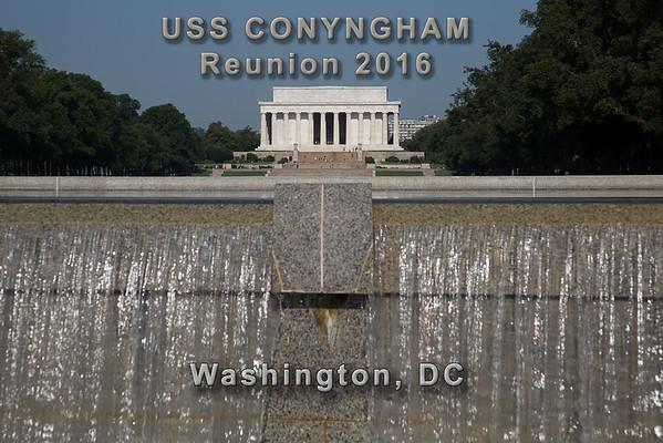 CONYNGHAM Reunion 2016 Washington