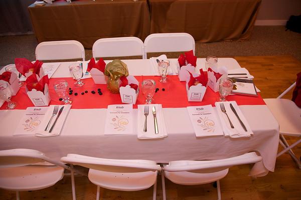 2013 Volunteer Appreciation Dinner