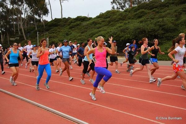 05/23/09 UCSD Triathlon Team Grove 5K
