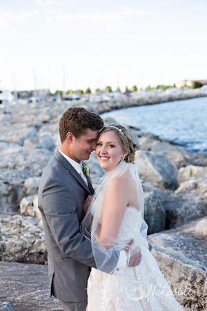 Melanie & Martin {wedding day}
