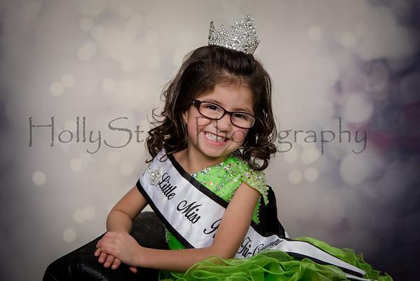 Emery {2015 Pana Tri-County Little Miss}
