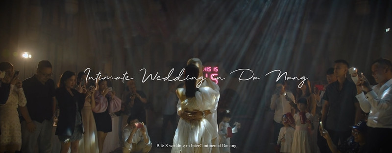 Intimate Wedding in Da Nang | S & B | Vietnam