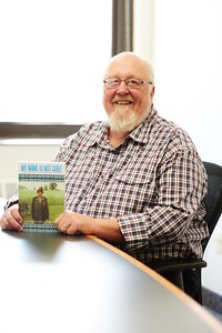 2016 UWL Kent Koppelman Retired Professor Emeritus Author