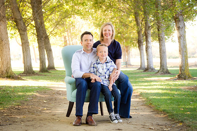 The Turley Family Mini-Session