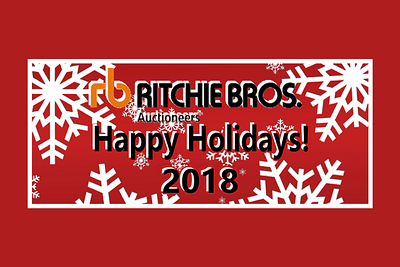 Ritchie Bros Holiday Party - December 15, 2018