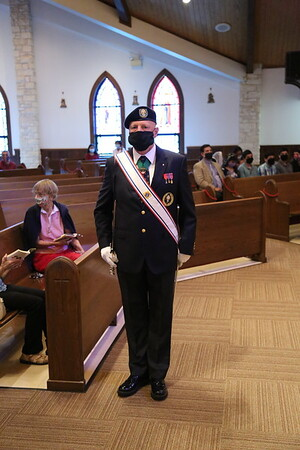 Fr Zach First StE Mass
