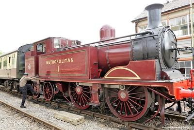 Forest Of Dean Steam Railway - Set 16