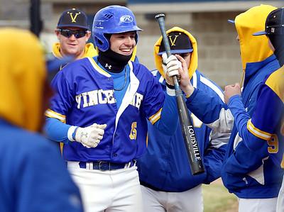 VU Baseball vs. Edison State , Game 1