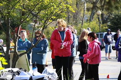 "SK Run/Walk Celebration of Life 2012 Fran ""Nonnie"" McGillivray Honored"