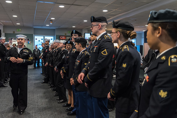 Welcome Home Ceremony April 2019