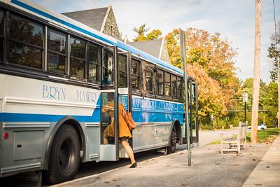 Bi-Co Blue Bus