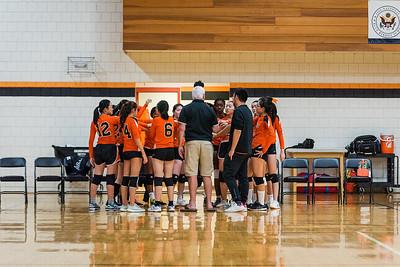 Rectory Girls Varsity Volleyball