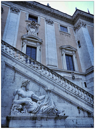 Rome - Capitoline Museum, April 2013