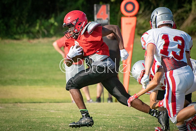 LHS Scrimmage (8/3/2018)