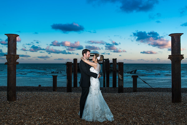 A Brighton wedding with Emily and Joe