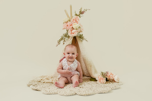 Jenny Grace {6 Months}