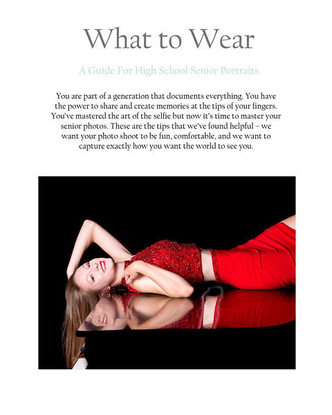 Girls,  What to Wear