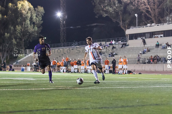 2016 Men vs Cal Lutheran (09-17-2016)