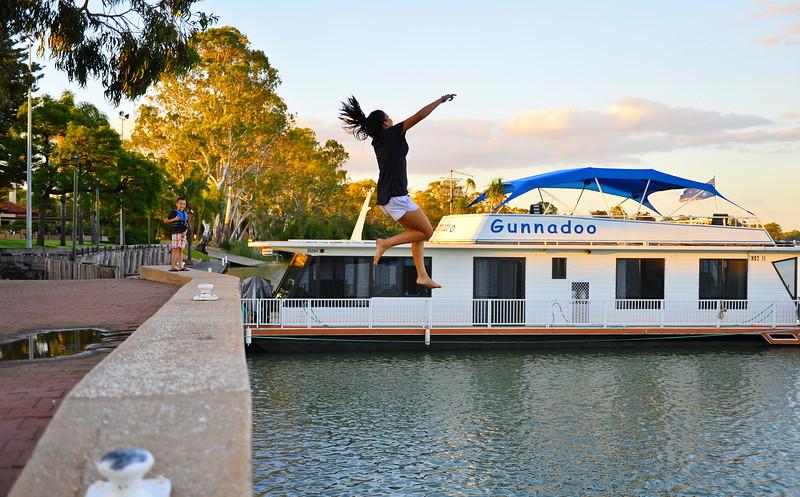 Wharf jumping 2016