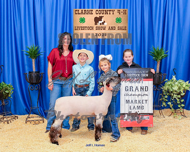 2021 Clarke County Livestock Show