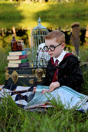 Hank Harry Potter