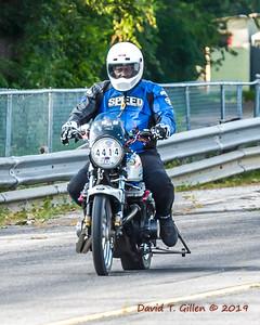 Sat Motorcycle