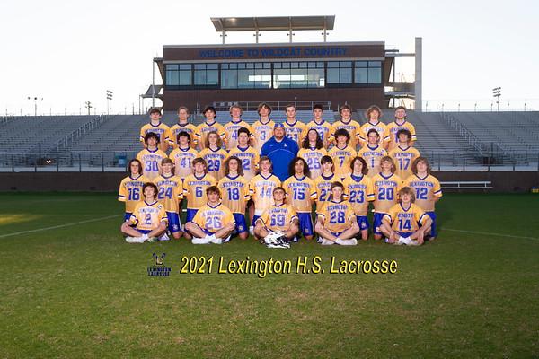 2021 Boys Varsity Lacrosse