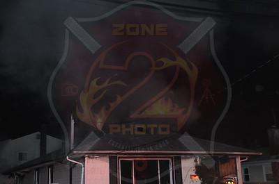 Hempstead F.D. Working Fire 125 James L.L. Burrell Ave. 2/6/13