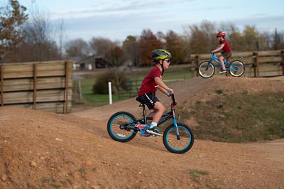 BMX Bike Riding (Nov 8)
