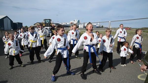 1907V PD 4th of July Parade