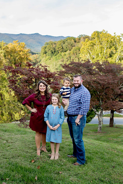 Faulkenberry Family Fall session