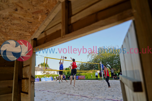 2019-09-21 CEV SCA Beach Volleyball Finals