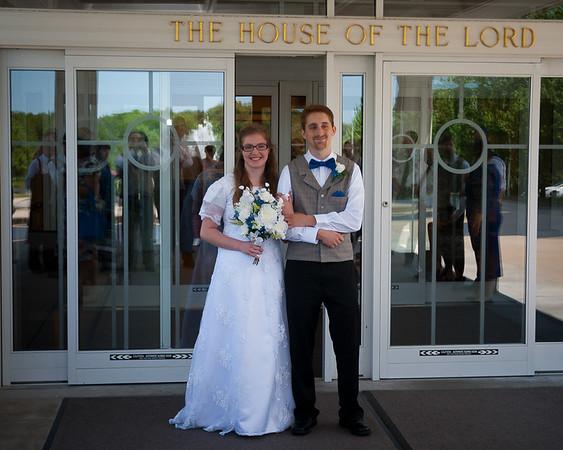 Austin & Kaitlyn's Wedding