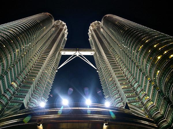 Kuala Lumpur Days 1 & 2