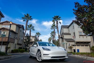 Tesla Model 3 - Front End PPF and Opti-Coat Pro Plus Coating