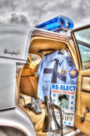 Hazzard County Sheriff's Car