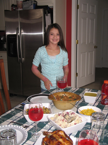 T-giving 2008 *