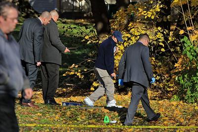 Crime Scene Fitchburg, November 7, 2018