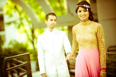 Naina & Saurabh's Sangeet