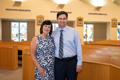 Jordan C Baptism July 14, 2019