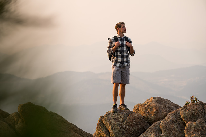 Outdoor Apparel Photography | Wear First Cargo Shorts