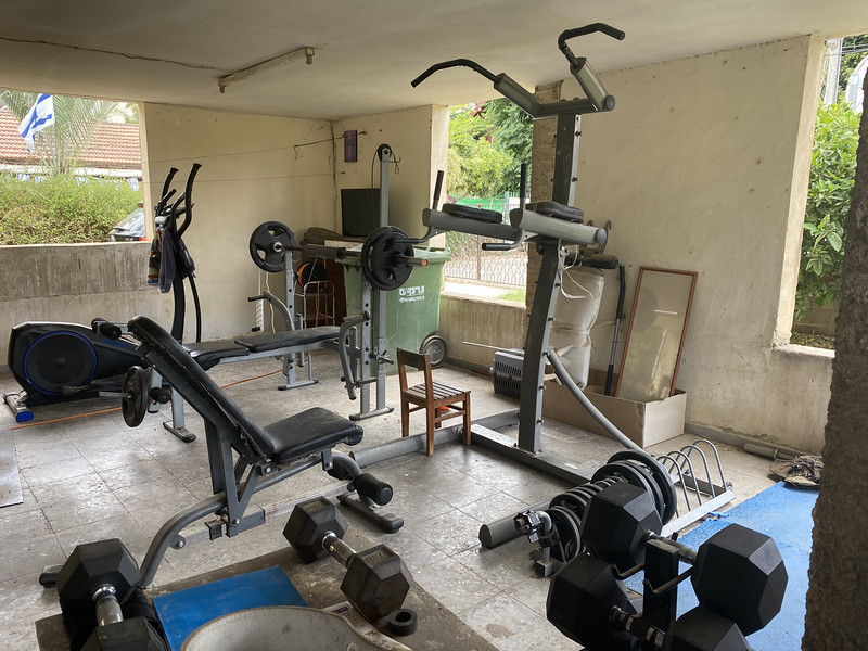 My home gym , May 2020 (3)
