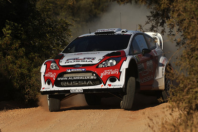 WRC PORTUGAL 2012