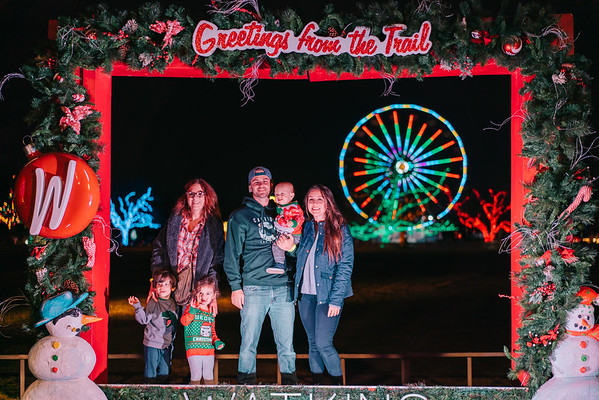Trail of Lights 2018