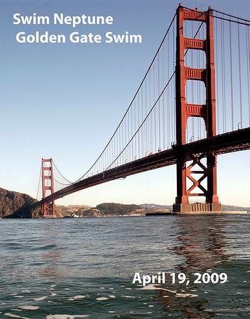 Team Neptune 2009 Golden Gate Swim