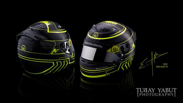 Eric Molinatti | BKD Helmet